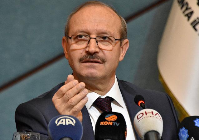 AK Parti Genel Başkan Yardımcısı Ahmet Sorgun