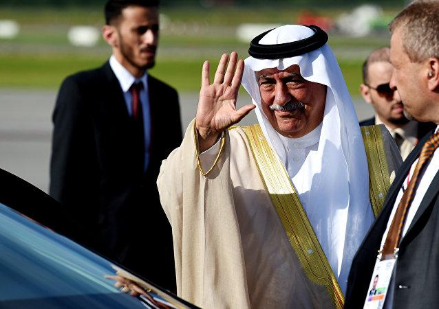 Eski Suudi Arabistan Finans Bakanı İbrahim el Assaf