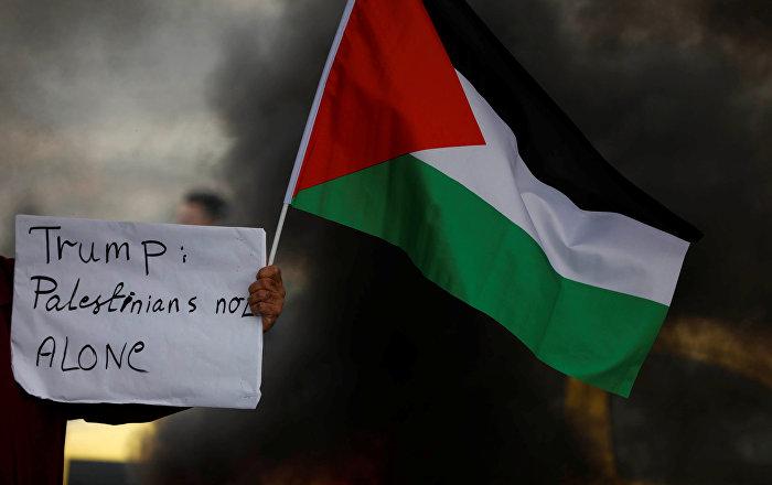 Filistin'den Trump'a yanıt: Bize şantaj yapamayacaklar