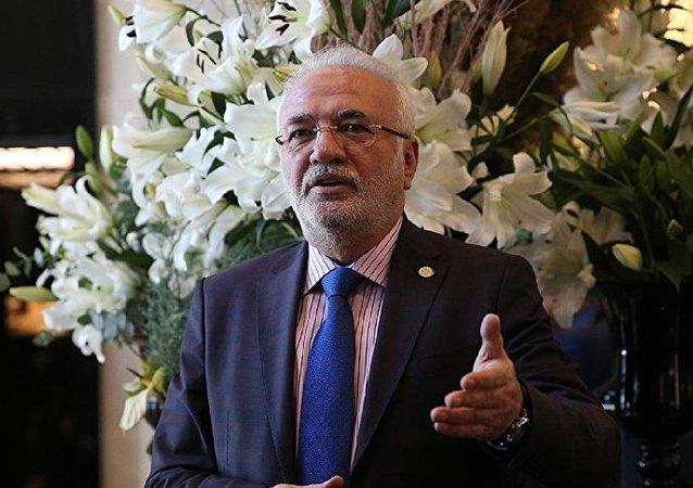 AK Parti Kayseri Milletvekili Mustafa Elitaş