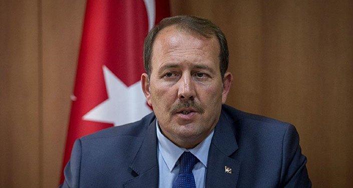 AK Parti Genel Başkan Yardımcısı Harun Karacan