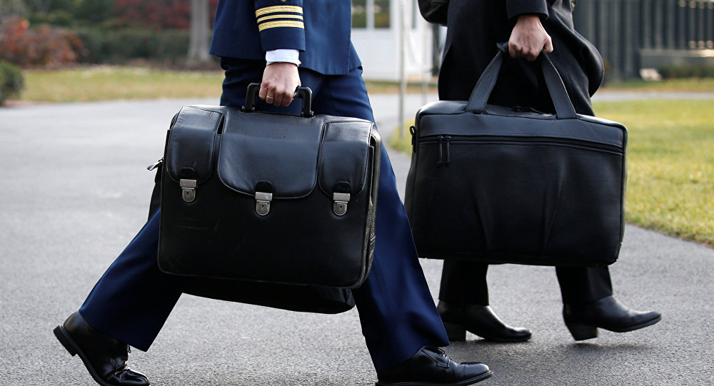 ABD Başkanı'nın nükleer saldırı düzenlemek için kullanması gereken çanta