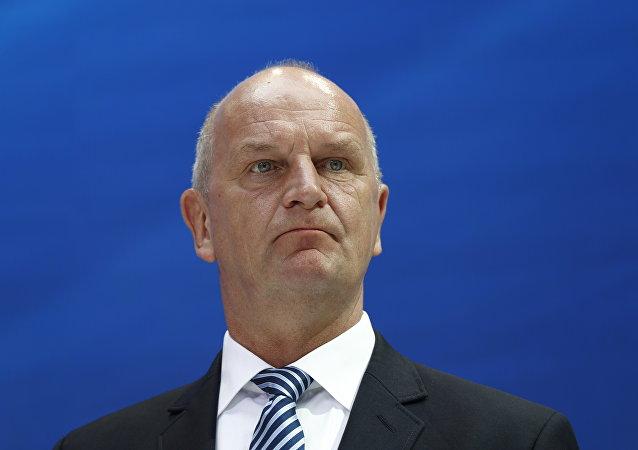 Brandenburg Başbakanı Dietmar Woidke