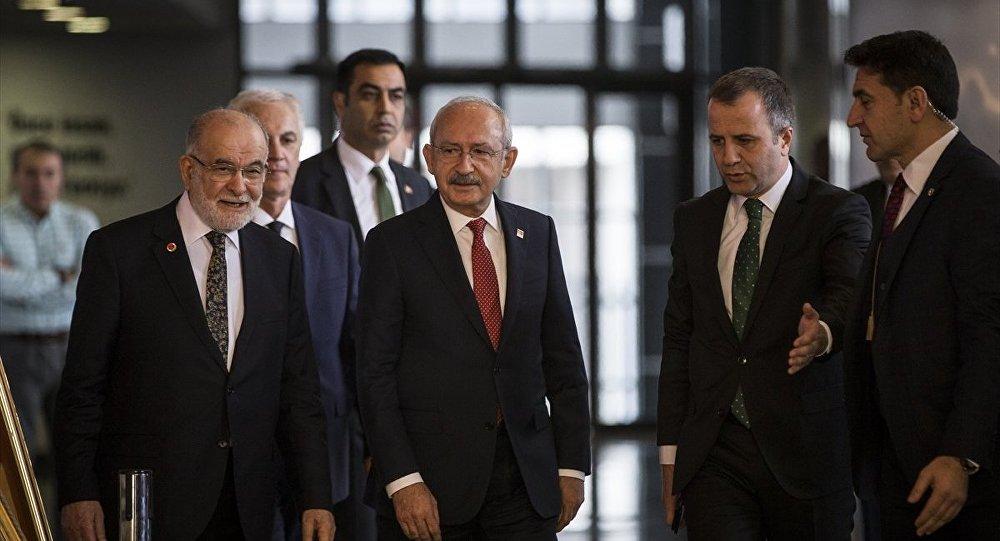 Temel Karamollaoğlu, Kemal Kılıçdaroğlu