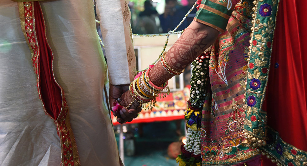 Hindistan-Evlilik