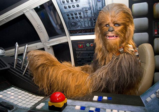 Chewbacca-Star Wars