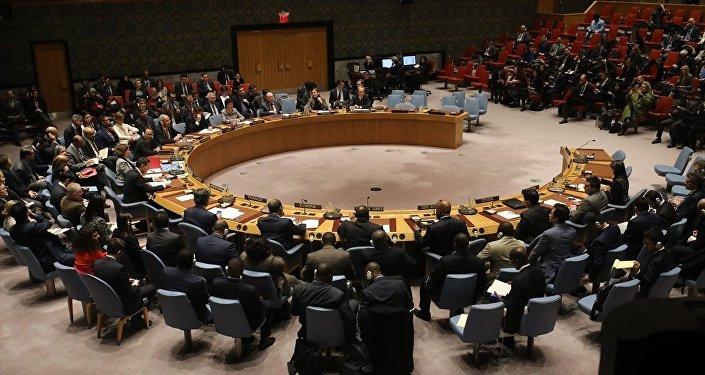 Birleşmiş Milletler Güvenlik Konseyi (BMGK), İran'daki protestolarla ilgili ABD'nin talebiyle toplandı