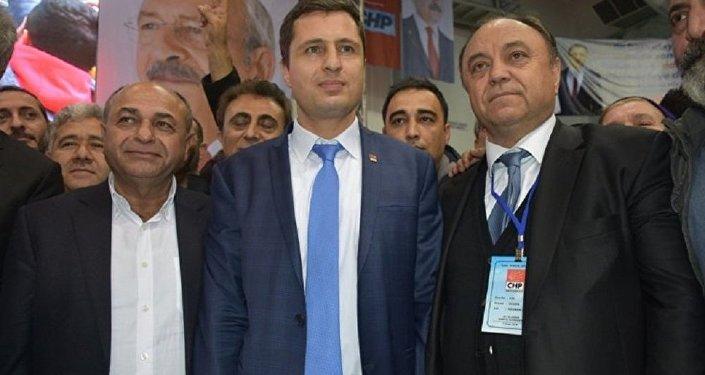 CHP İzmir Deniz Yücel