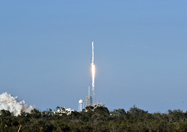 SpaceX-Falcon 9-Florida