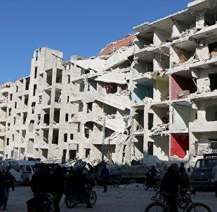 İdlib'de bomba yüklü araçlarla saldırılar