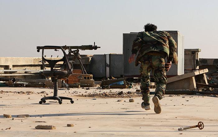 'Suriye ordusu Doğu Guta'daki başarısını İHA'lara borçlu'
