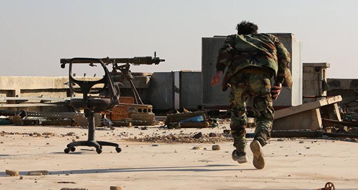 Suriye hükümet güçleri Suriye askeri Doğu Guta Harasta