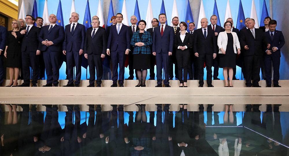 Polonya kabinesi