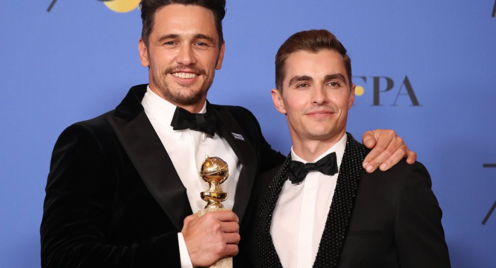 James Franco ve kardeşi Dave Franco