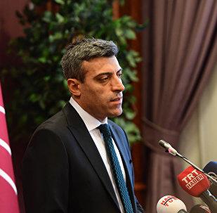 Cumhuriyet Halk Partisi Genel Başkan Yardımcısı Öztürk Yılmaz
