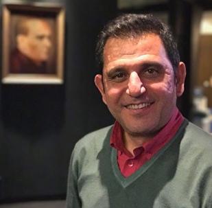 Gazeteci Fatih Portakal
