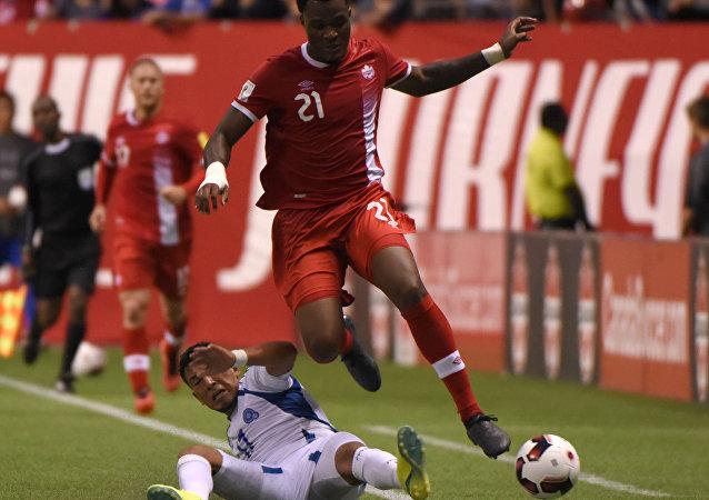 Kanadalı futbolcu Cyle Larin