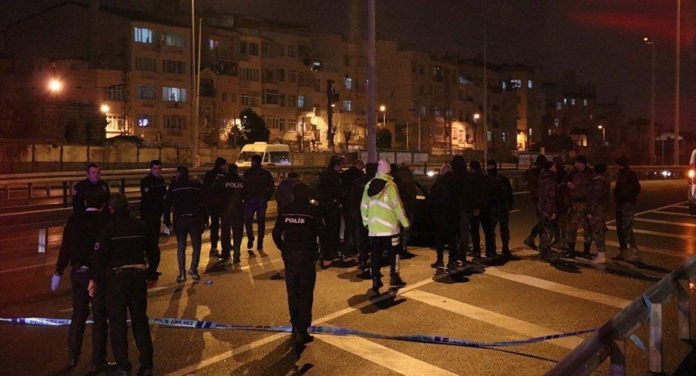 Polis olay yeri