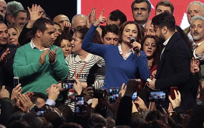 Kaftancıoğlu: El ele AKP faşizmini yok etmeye gideceğiz