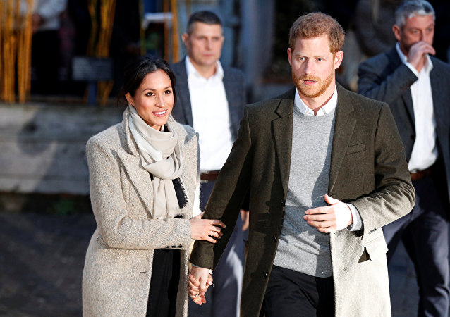 Meghan Markle- Prens Harry