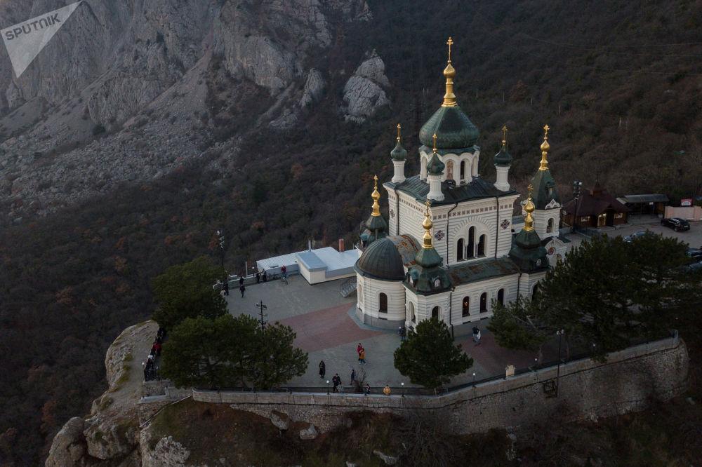 Doğal güzellikleriyle büyüleyen Kırım
