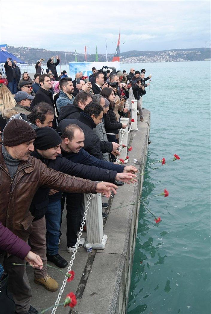 Nazım Hikmet, Türkiye'de son ayak bastığı yerde anıldı