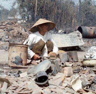 Vietnam Savaşı  arşiv karelerinde