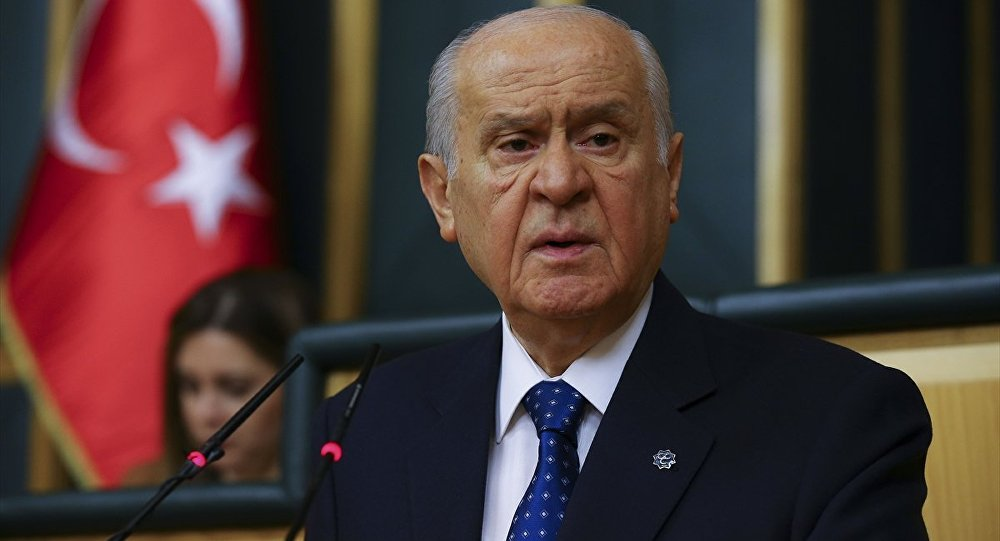 MHP Genel Başkanı Devlet Bahçeli, partisinin TBMM Grup Toplantısına katılarak konuşma yaptı.