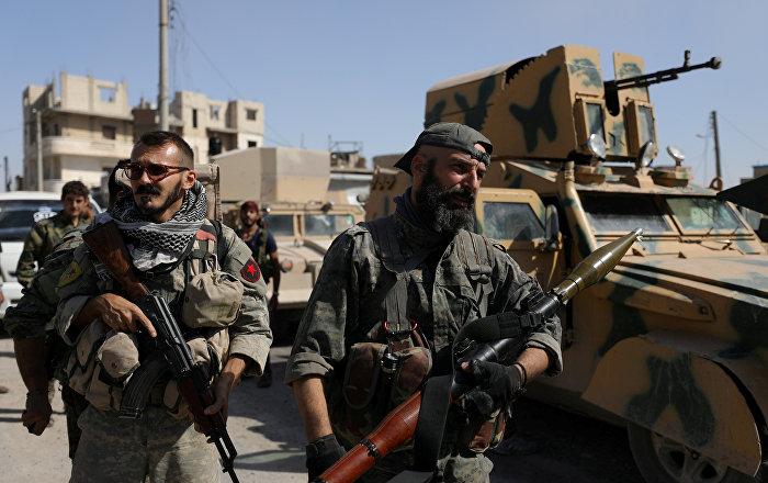 DSG: Afrin harekatı, IŞİD'in yeniden canlanmasına yol açabilir