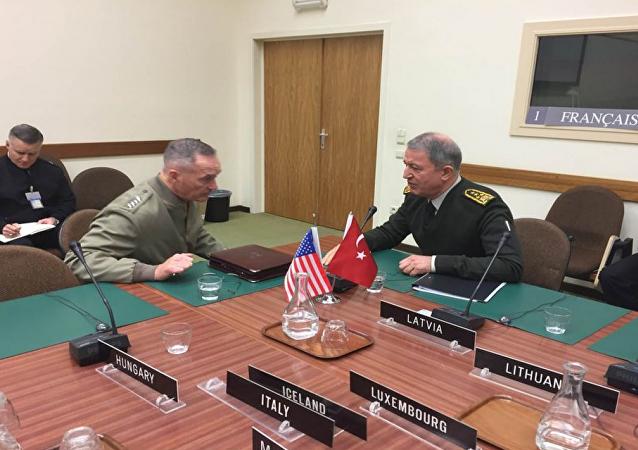 NATO Askeri Komite Genelkurmay Başkanları Toplantısı