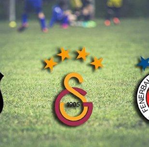 Galatasaray, Fenerbahçe, Beşiktaş