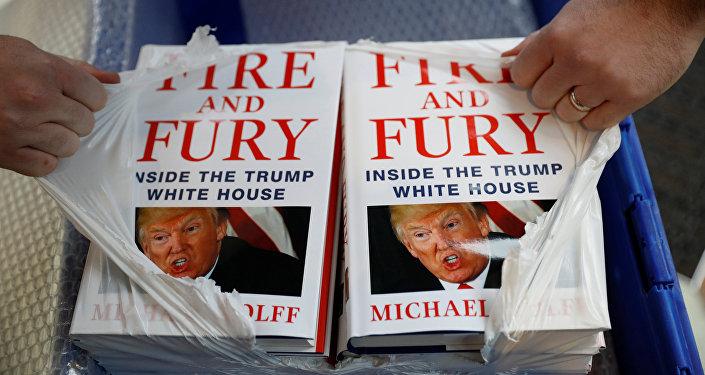 Michael Wolff - Gazap ve Öfke: Trump Beyaz Saray'ının içinden
