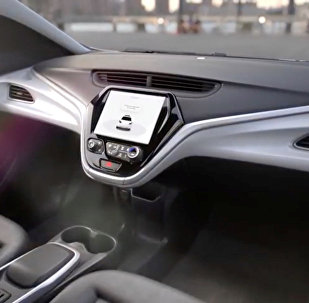 General Motors- Direksiyonsuz otomobil