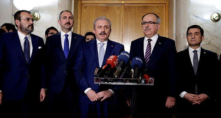 AK Parti ile MHP arasında oluşturulan ittifak komisyonu