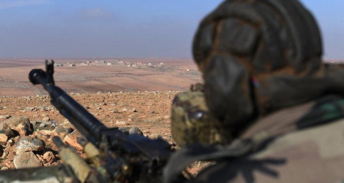 Suriye Hükümet Güçleri
