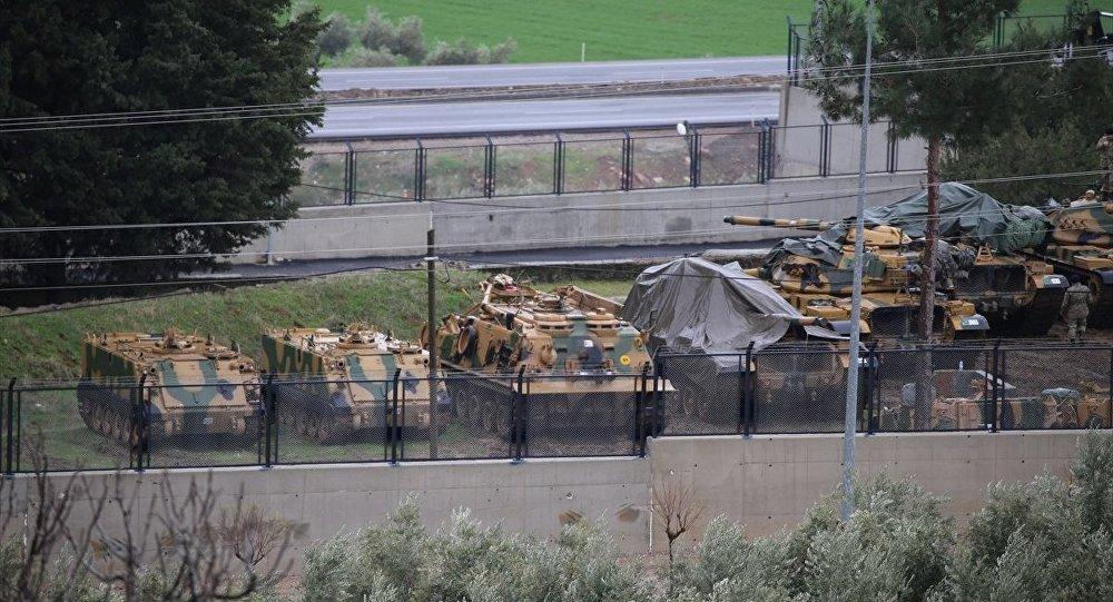 Suriye sınırına sevkiyat sürüyor: Komando birlikleri Hatay'da
