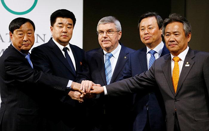 IOC de duyurdu: 5 branşta 22 Kuzey Koreli sporcu