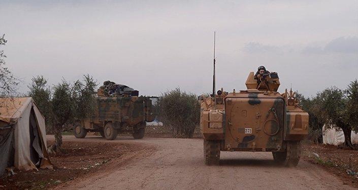 Afrin, Zeytin Dalı Harekatı