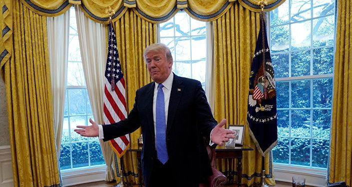Beyaz Saray Donald Trump