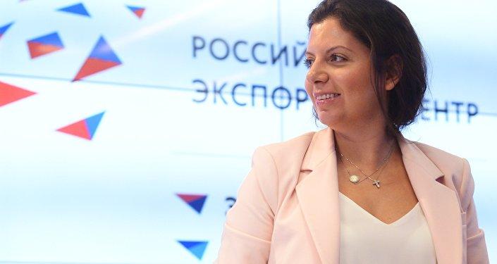 Russia Today (RT) Genel Yayın Yönetmeni Margarita Simonyan