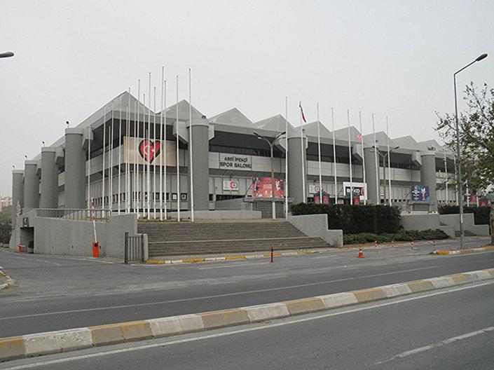 Abdi İpekçi Spor Salonu
