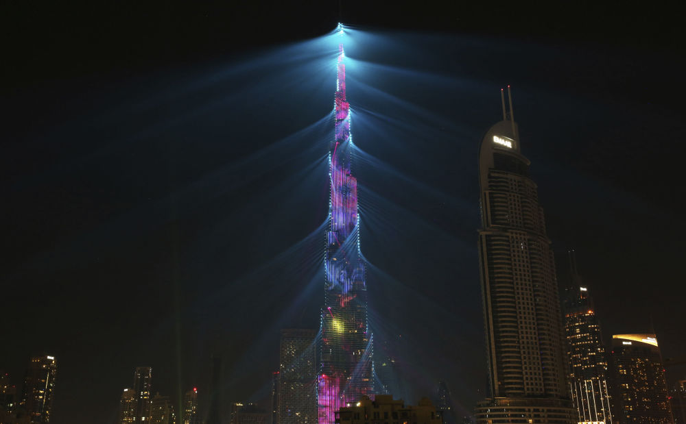 Dünyanın en görkemli bina aydınlatmaları