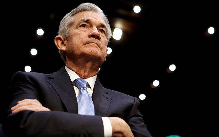 FED Başkanı Powell, 'küresel ticaretteki belirsizlik' açıklaması