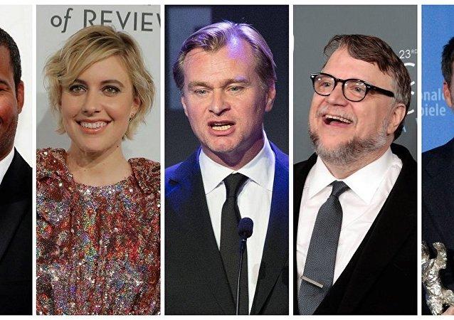 Jordan Peele, Greta Gerwig, Christopher Nolan, Guillermo del Toro ve Paul Thomas Anderson