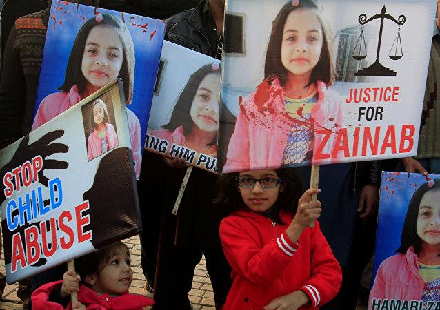 Pakistanlı 7 yaşındaki Zeynep Ensari