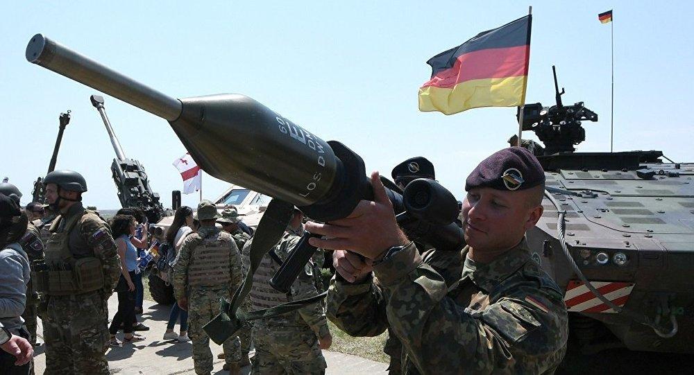 Almanya silah