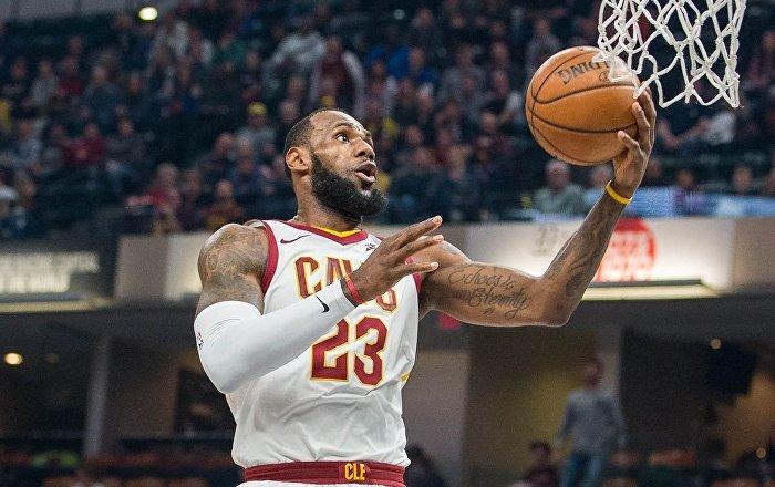 LeBron James, NBA tarihine geçti