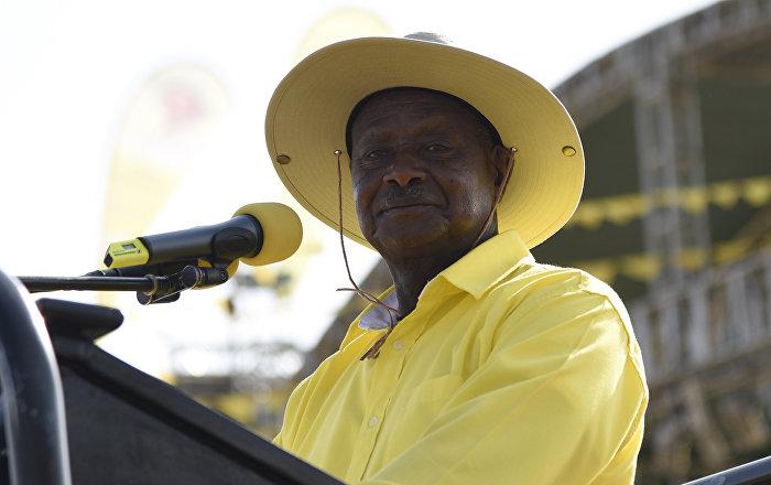 Uganda lideri Museveni: Trump'ı seviyorum