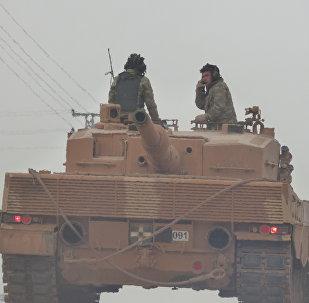 Afrin'de çatışmalar