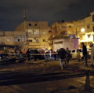 Bingazi-Bombalı saldırı